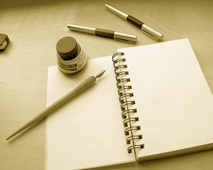 A Writer's Motivation